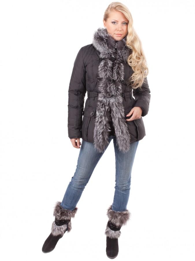 Куртка женская на пуху Главная